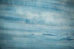 Blauwe Textuur Als achtergrond Royalty-vrije Stock Afbeelding