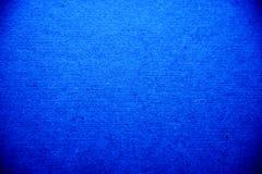 Blauwe textuur van kartonclose-up stock foto