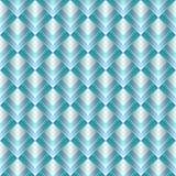 Blauwe textuur. Vector naadloze achtergrond Royalty-vrije Stock Afbeelding