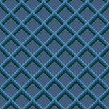 Blauwe textuur. Vector naadloze achtergrond Stock Foto