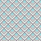 Blauwe textuur. Vector naadloze achtergrond Stock Afbeelding