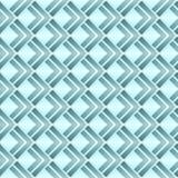 Blauwe textuur. Vector naadloze achtergrond Royalty-vrije Stock Foto