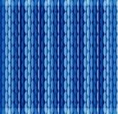 Blauwe textuur. Vectorachtergrond Royalty-vrije Stock Fotografie
