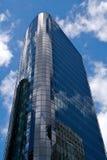 Blauwe toren Stock Afbeelding
