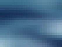 Blauwe vage achtergrond met vlot Stock Afbeeldingen