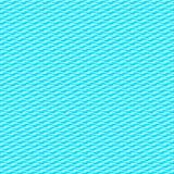 Blauwe van watergolven naadloze vectortextuur als achtergrond stock illustratie