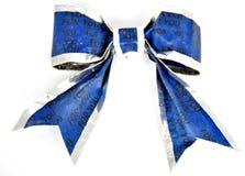 Blauwe versiering Royalty-vrije Stock Foto's