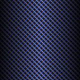 Blauwe vierkanten en cirkels Royalty-vrije Stock Foto's