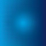 Blauwe vlek Stock Afbeelding