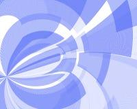 Blauwe vormen Stock Foto's