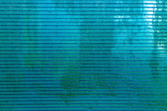 Blauwe vuile achtergrond Stock Foto's