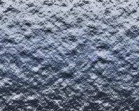 Blauwe water abstracte achtergrond Stock Fotografie