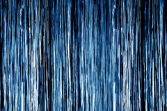 Blauwe waterdouche royalty-vrije illustratie