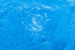 Blauwe waterspiegel Royalty-vrije Stock Fotografie