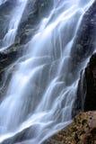 Blauwe waterval Stock Afbeelding