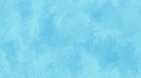 Blauwe Waterverf Achtergrond Naadloze Tegeltextuur stock illustratie