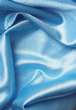 Blauwe zijde Royalty-vrije Stock Afbeeldingen