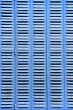 Blauwe Zonneblinden royalty-vrije stock foto's