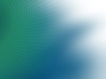Blauwgroene abstracte achtergrond Stock Foto's