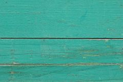 Blauwgroene houten achtergrond Royalty-vrije Stock Fotografie