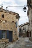Blauzac, old village in France Stock Photo