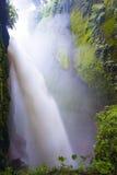 Blawan siklawa, Indonezja Fotografia Royalty Free