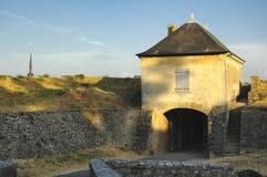Blaye (Aquitaine, Γαλλία) Στοκ φωτογραφία με δικαίωμα ελεύθερης χρήσης