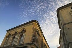 Blaye (Aquitaine, Γαλλία) στοκ φωτογραφία