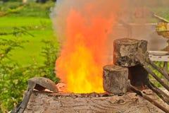 Blaze Royalty Free Stock Photos