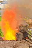 Blaze Stock Photo