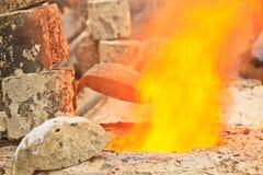 Blaze Royalty Free Stock Photography