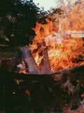 Blaze Stock Image