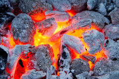 Blaze closeup Stock Photo
