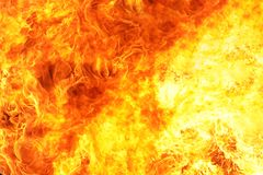Blaze of flame background. Blaze of fire flame background Royalty Free Stock Photography