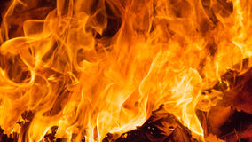 Blaze fire flame background Stock Images