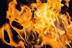 Blaze fire flame Stock Photos