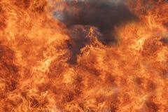 Blaze fire flame texture background Stock Photos