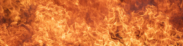 Blaze fire flame texture background Stock Images