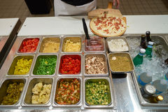 Blaze Pizza Stock Images