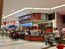 Blaze Pizza Woodfield Mall lizenzfreie stockbilder
