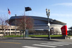 Blazer's stadium, Portland OR. Stock Photography