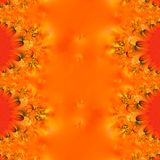 Blazing Autumn Abstract. Abstract Background or wallpaper pattern Design Template.  Unique Abstract Design or web wallpaper.  Transluscent and elegant.  Perfect Stock Images