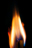 Blazing fire Royalty Free Stock Photography
