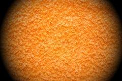 Blazing orange fringe background Stock Photos