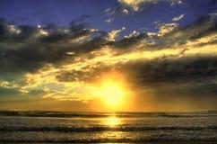 Blazing Sun Royalty Free Stock Image