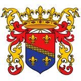 blazon royalty ilustracja