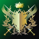 Blazon Royalty Free Stock Image