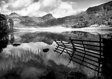 Blea le Tarn Images stock