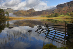 Blea Tarn Royalty Free Stock Photography
