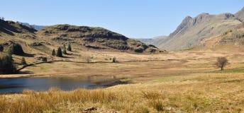 Blea Tarn Стоковое Изображение